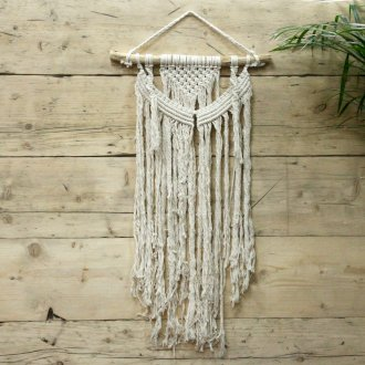 Macramé Wall Hanging - Force Of Nature