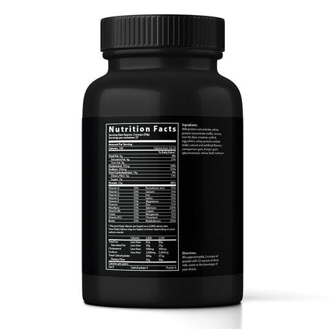 Recovery Protein 3lbs