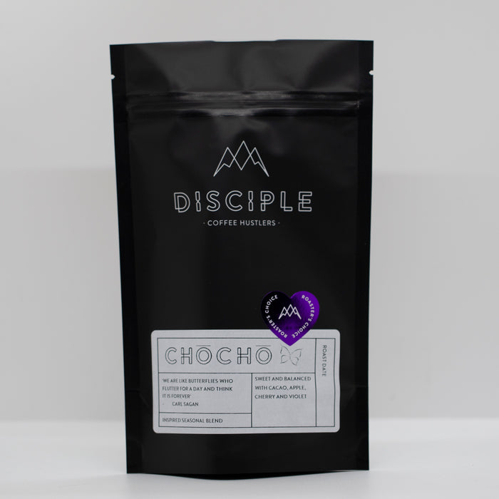 Chocho Blend by Disciple Roasters
