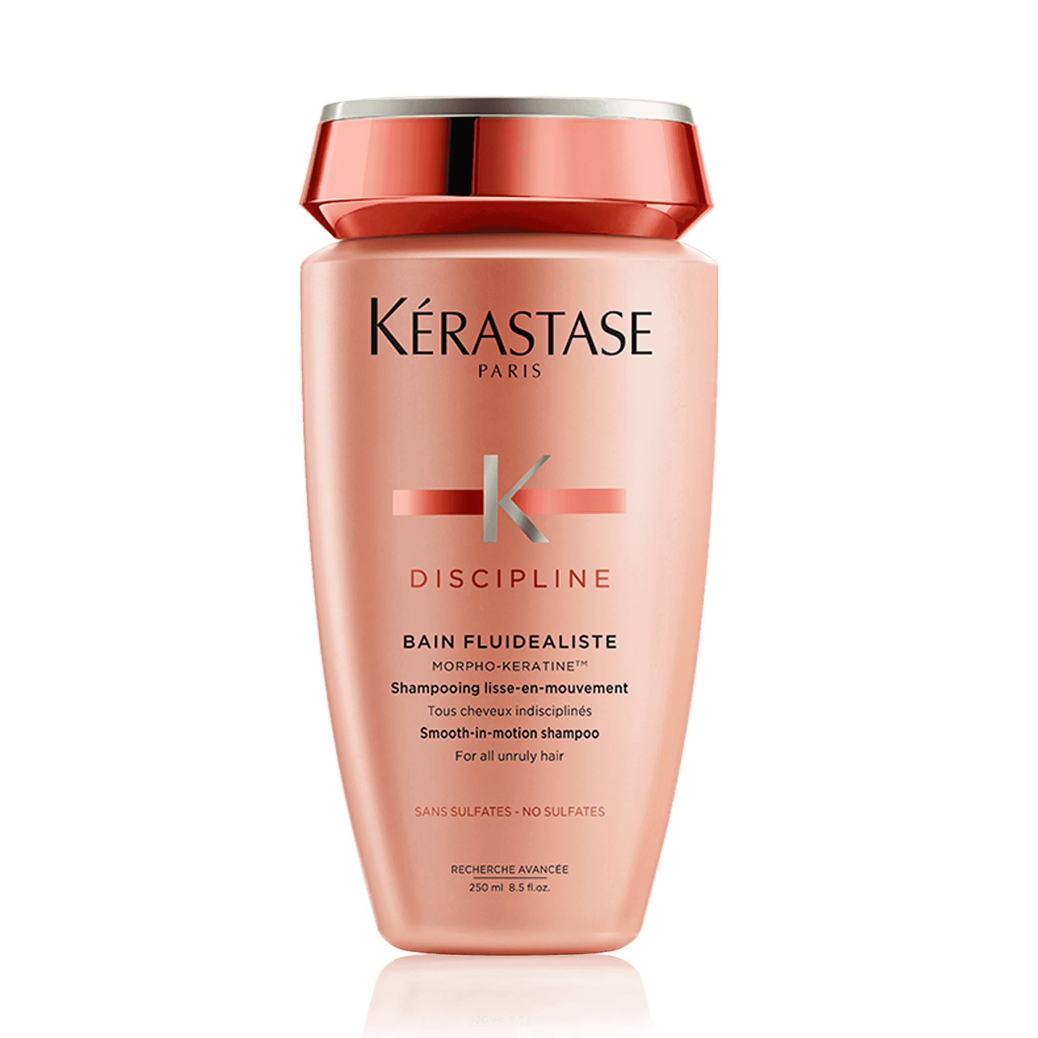 Bain Fluidealiste Sulfate Free Shampoo For Normal/Fine Unruly Hair