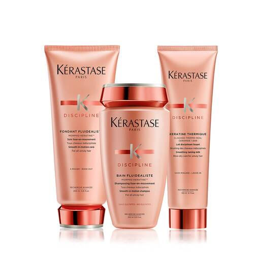 Discipline Unruly Thick Hair Set | by Kerastase