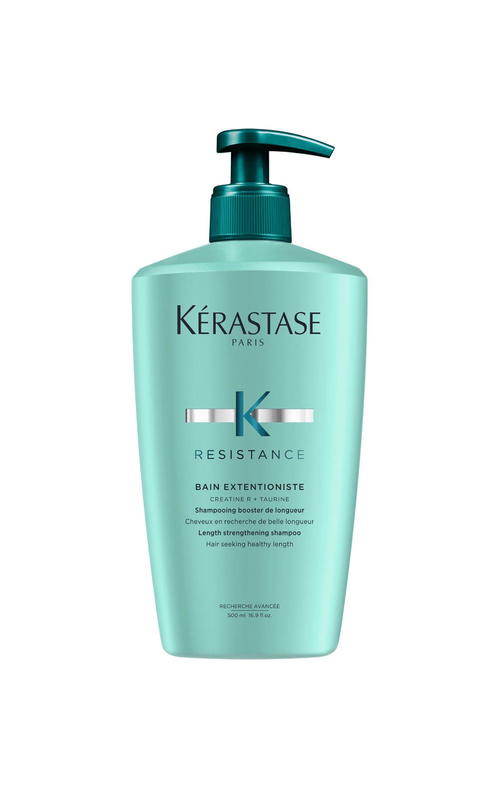 Bain Extentioniste Shampoo for Weakened Hair, 500 ml