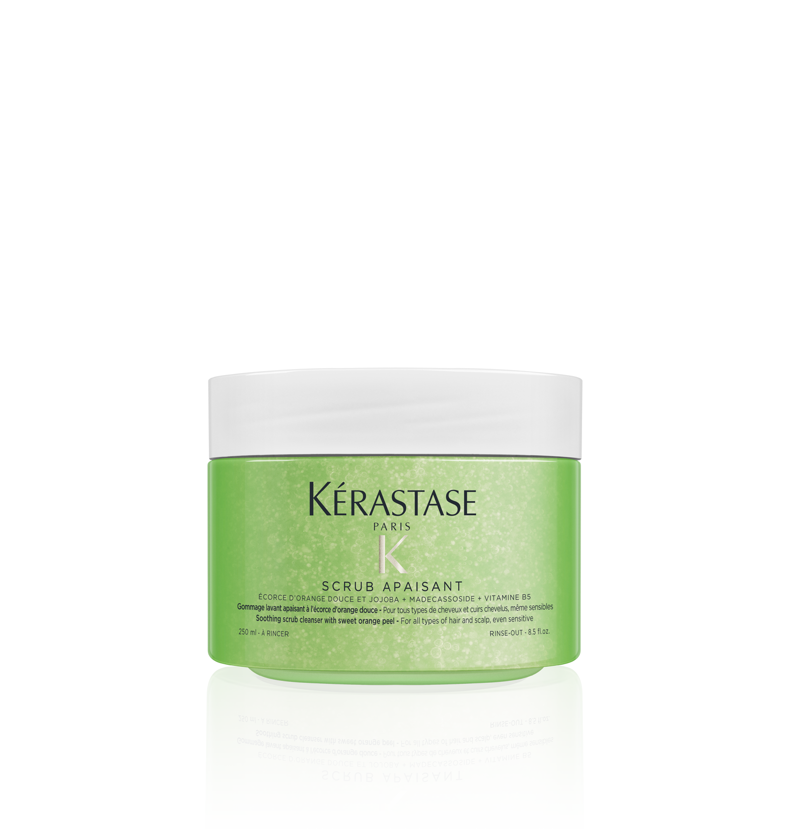 Soothing Scrub Apaisant Gentle Exfoliant For Sensitive Scalp