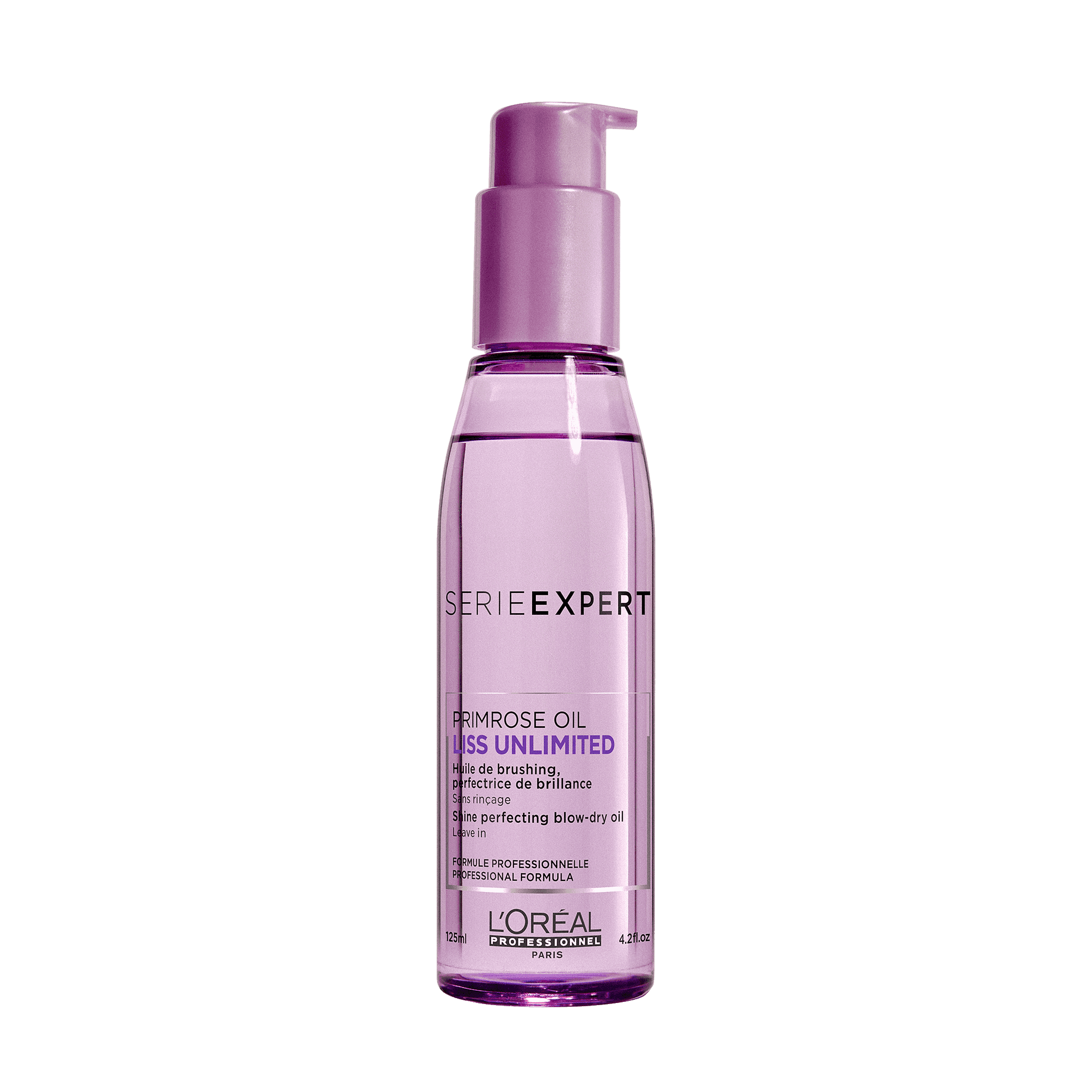 Liss Unlimited Shine Perfecting Blow Dry Oil | Serie Expert | Unmanageable Hair