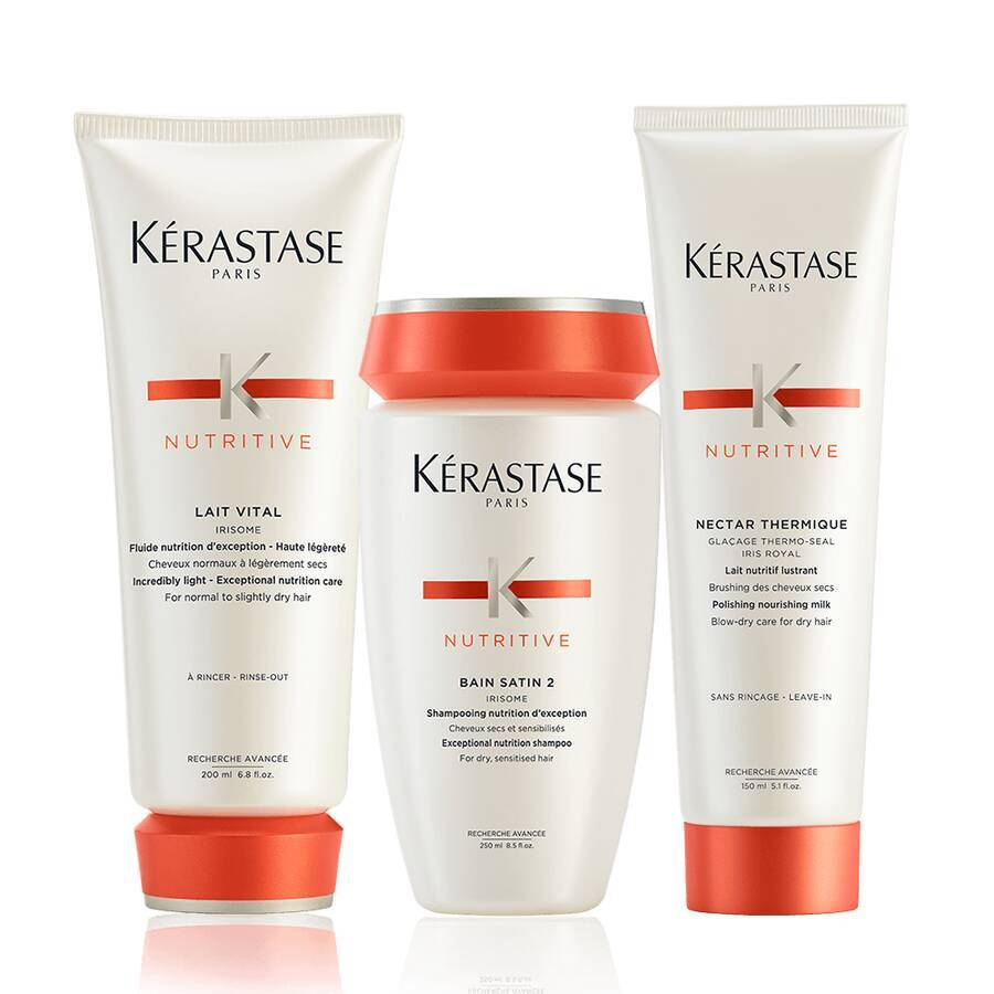 Nutritive Brittle and Dry Hair Set | by Kerastase
