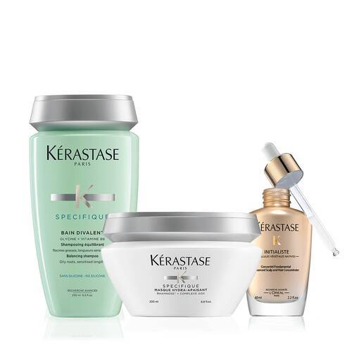 Specifique Oily Hair Dry Ends  Set | by Kerastase