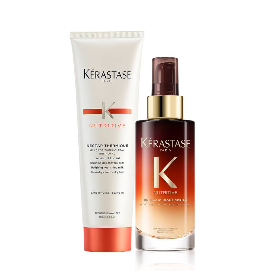 Nutritive Blowdry Care Set | by Kerastase