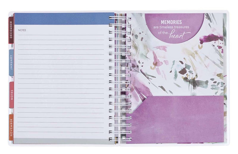 18-Month Planner for Women 2021 - Live Simple