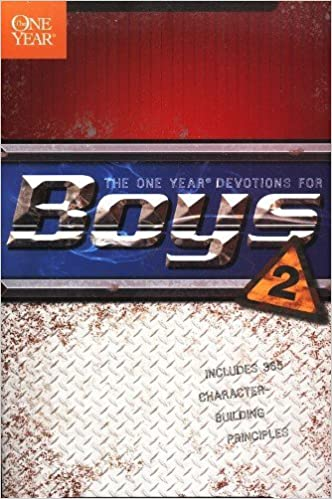 ONE YEAR DEVO FOR BOYS 2