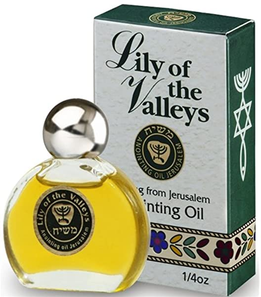 ANOINTING OIL