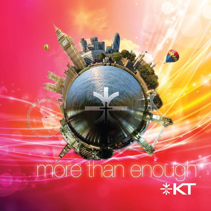 MUSIC CD-KENSINGTON TEMPLE : MORE THAN ENOUGH
