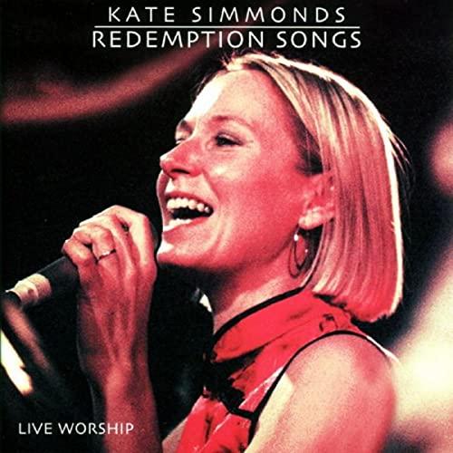 MUSIC CD- REDEMPTION SONGS BY KATE SIMMONDS
