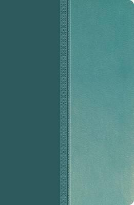 NKJV ULTRASLIM REF BIBLE TURQUOISE LEATHERSOFT, Red Letter Edition