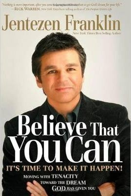 BELIEVE  THAT YOU CAN MM