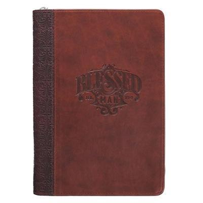 Blessed Man Journal Flx