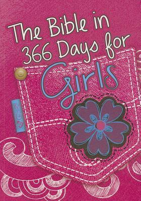 Bible In 366 Days For Girls Devotion PB