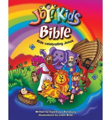 JOY KIDS BIBLE WITH A CD