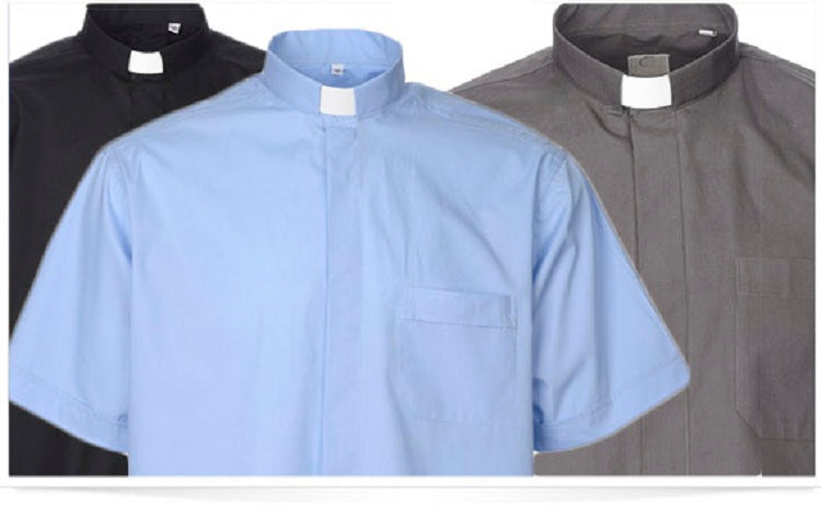 CLERICAL SHIRTS - @1500