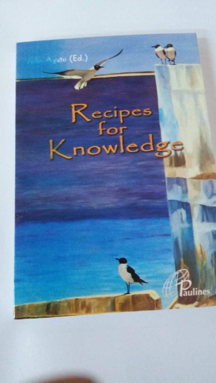 RECIPES FOR KNOWLEDGE