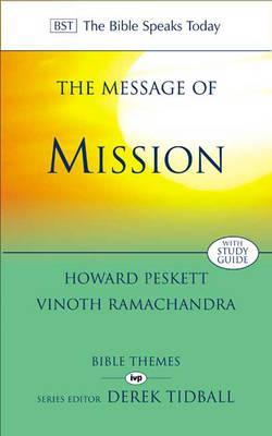 MESSAGE OF MISSION