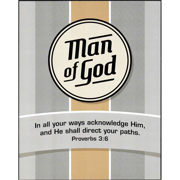 PLAQUE WALL-GOD IN ALL YOUR WAYS PROV.3:5