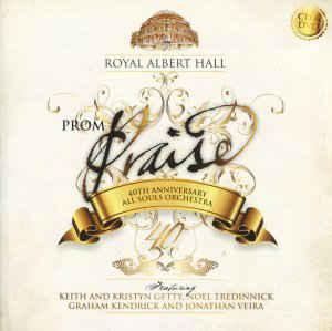 MUSIC CD- All Souls Orchestra - Prom Praise - 40th Anniversary Of All