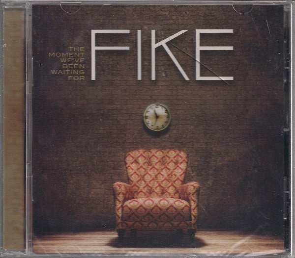 MUSIC CD- FIKE: MOMENT WE'VE BEEN WAITING