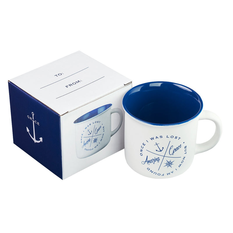 MUG540 / Amazing Grace-Mugs Ceramic