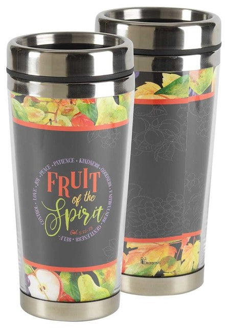 TRAVEL MUG: FRUIT OF THE SPIRIT