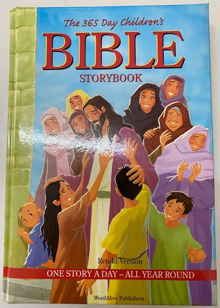 365 DAY CHILDREN'S BIBLE STORY