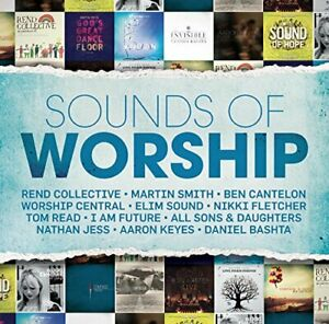 MUSIC INTEGRITY CD - SOUNDS OF WORSHIP ELIM SOUND