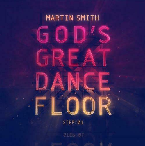 INTEGRITY CD-God's Great Dance Floor Step 1, by Martin Smith
