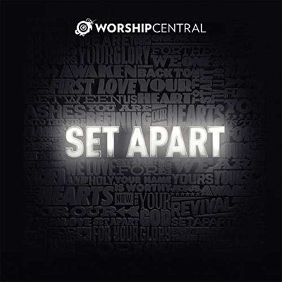 MUSIC CD-SET APART WORSHIP CENTRAL
