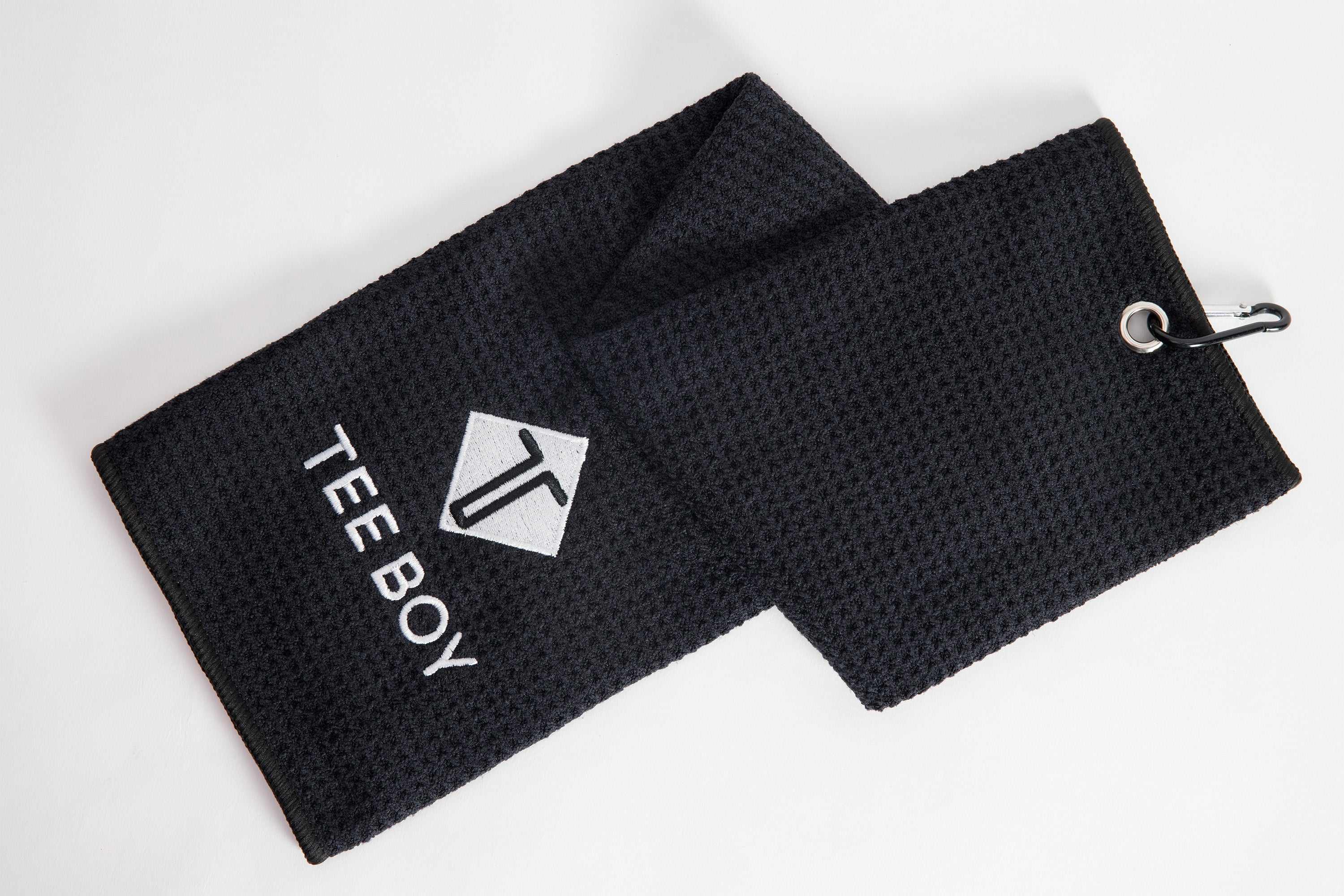 Tee Boy Golf Microfibre Tri-Fold Towel