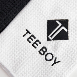 Open image in slideshow, Tee Boy Golf Microfibre Tri-Fold Towel
