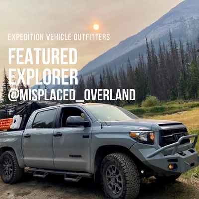 Featured Explorer! @misplaced_overland