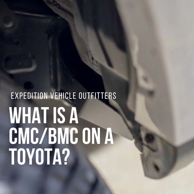 What is a CMC/BMC on a Toyota Truck?