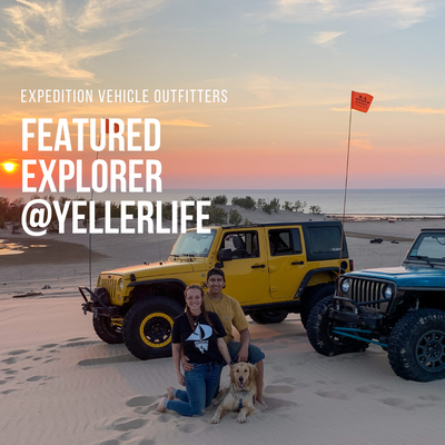 Featured Explorer! @yellerlife