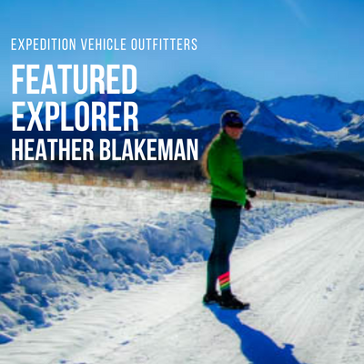 Featured Explorer! Heather Blakeman