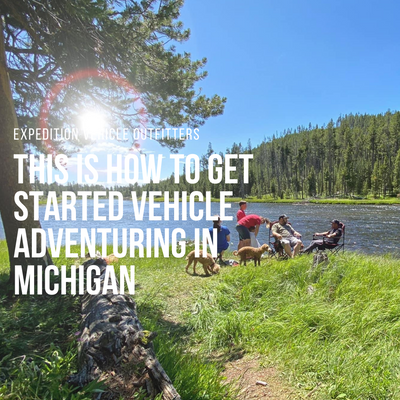 This is How to Get Started Vehicle Adventuring in Michigan