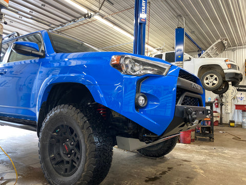 Where to get a lift kit installed near me