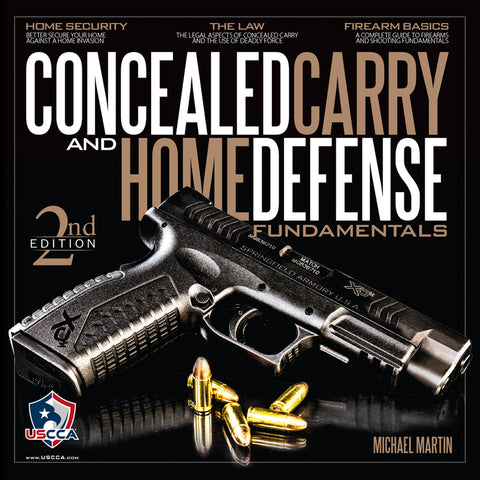 DE & FL Concealed Carry Course w/book