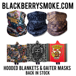 Hooded Blankets and Gaiter Masks