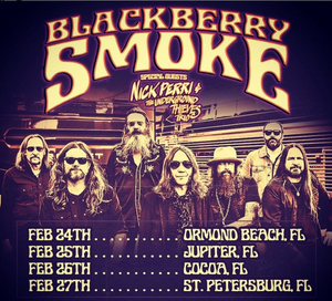 BBS Florida Tour Dates