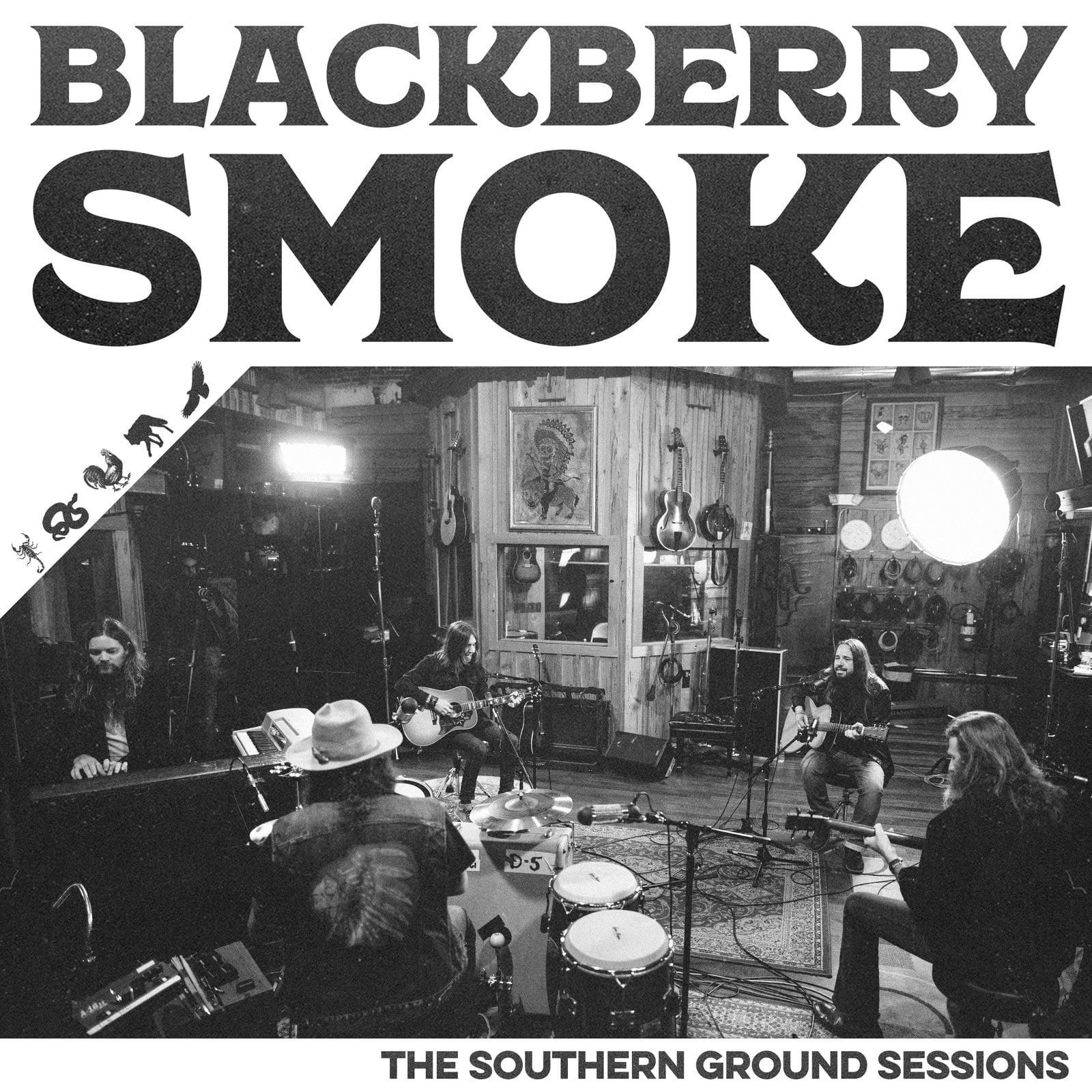 the southern ground sessions acoustic ep vinyl
