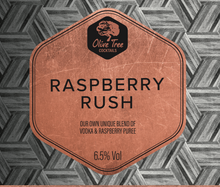 Load image into Gallery viewer, Raspberry Rush - 1x 200ml Serving