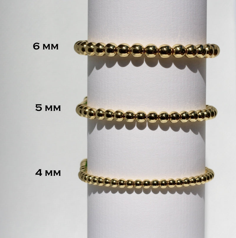 Armband mit Kugeln Mix & Match All Three - Bella + Me