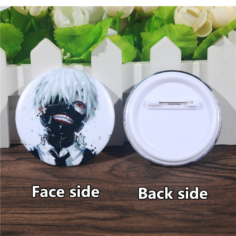 Pins Tokyo Ghoul<br> Duo Ghoul