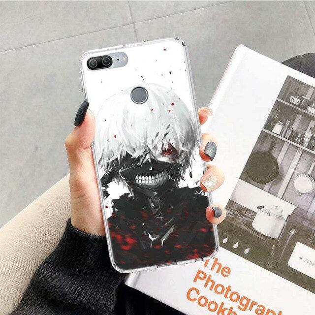 Coque Tokyo Ghoul Huawei<br> Draw