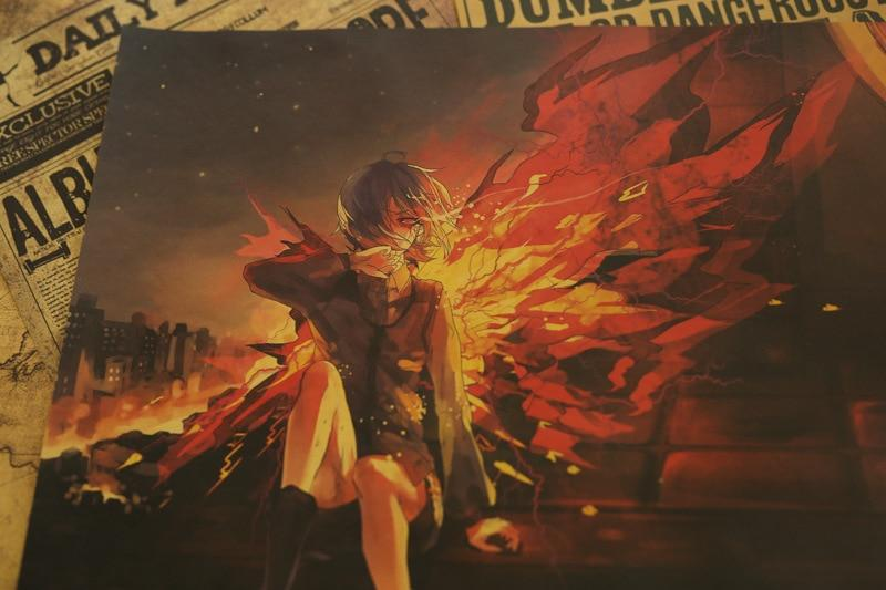 Poster Tokyo Ghoul<br> Fire Quinque